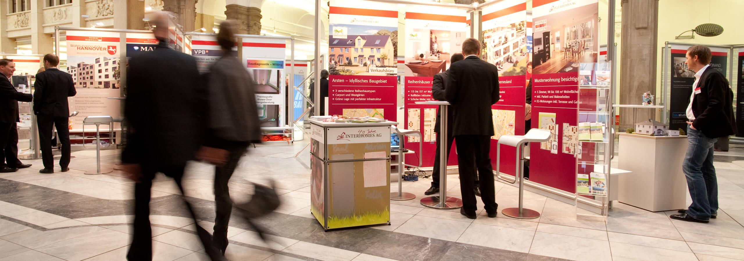 Anka Werbung - Messebau Bremen - Ausstellungsbau und Events