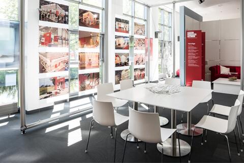 Anka Werbung - Messebau Bremen - Besprechungsraum