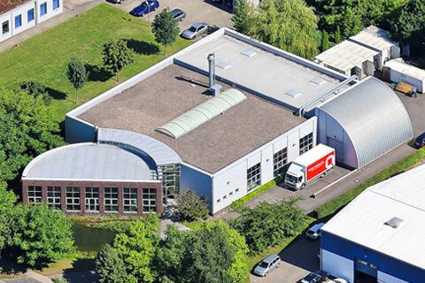 Anka Werbung - Messebau Bremen - Gelände