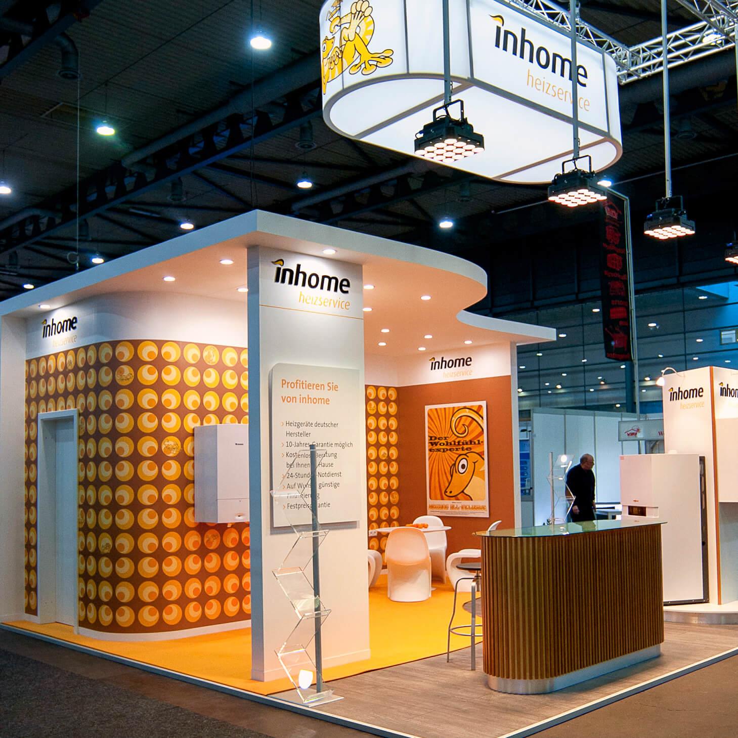 Anka Werbung - Messebau Bremen - Messebau (inhome HanseBau)