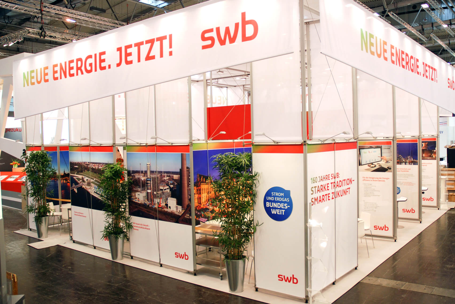 Anka Werbung - Messebau Bremen - Messebau (swb eWorld)