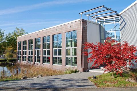 Anka Werbung - Messebau Bremen - Gebäude