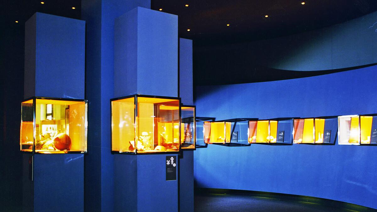 Anka Werbung - Messebau Bremen - Ausstellungen - Events - Vitrine