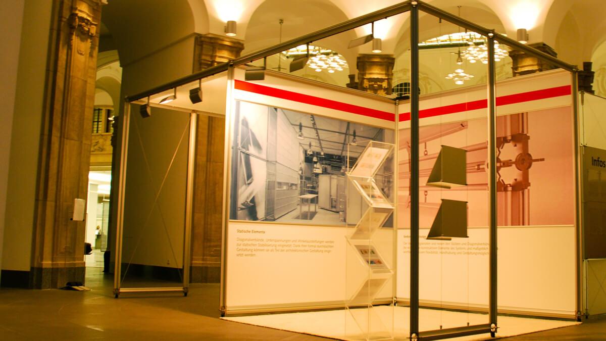 Anka Werbung - Messebau Bremen - Ausstellungen - Events - Systemstand