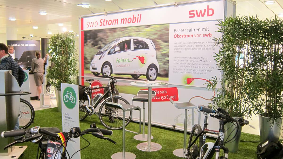 Anka Werbung - Messebau Bremen - Ausstellungen - Events - Exponate