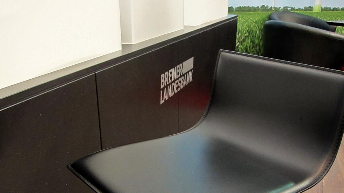 Anka Werbung - Messebau Bremen - Messebau - Mobiliar (BLB Windenergie)