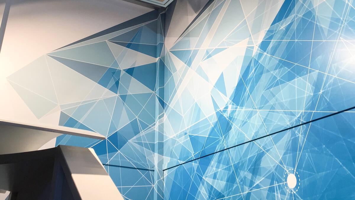 Anka Werbung - Messebau Bremen - Messebau - Messewand (Exxpert Space Tech Expo)