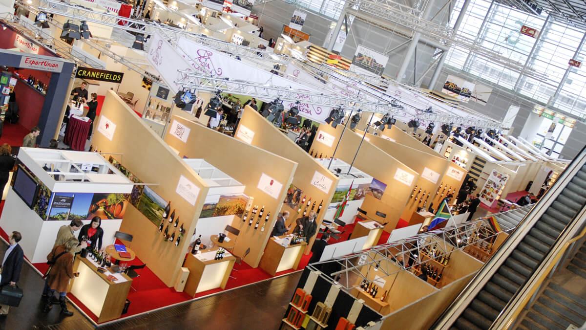 Anka Werbung - Messebau Bremen - Messebau - Individuelle Messearchitektur (Rioja Alavesa ProWein)
