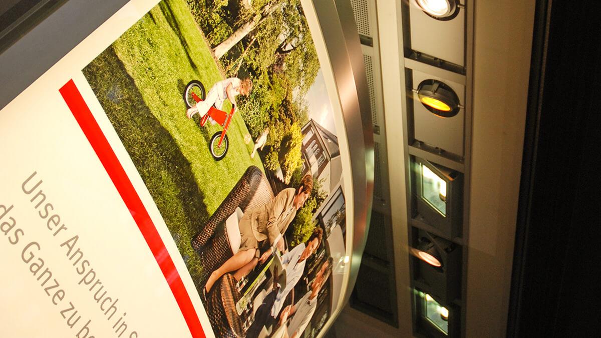 Anka Werbung - Messebau Bremen - Werbetechnik LED-Lichtanlagen - Leuchtwerbung Kasten